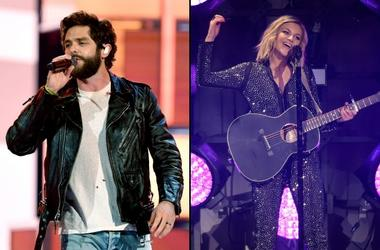 Thomas Rhett and Kelsea Ballerini