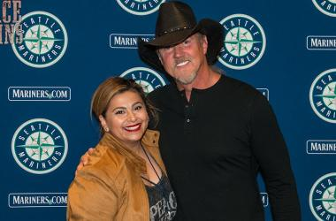 Trace Adkins, Ellen Tailor, Seattle Mariners, Protect Our West Night,