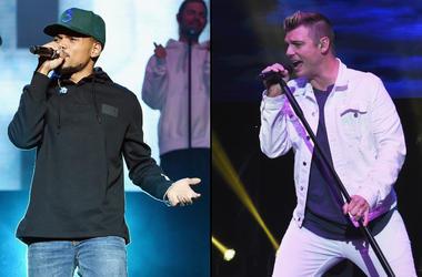 Chance The Rapper x Backstreet Boys