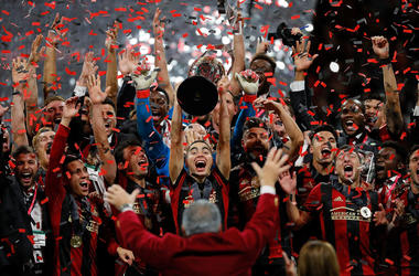 United Win MLS Cup