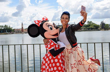 Disney World Minnie Mouse