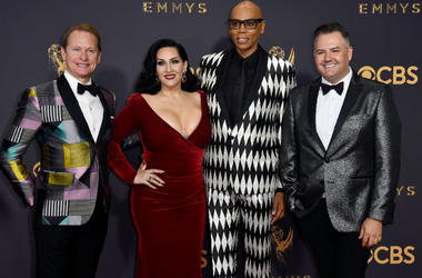 RuPaul's Drag Race at the EMMY Awards