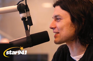 James Bay on Star 94.1
