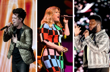 Panic! At The Disco, Kelly Clarkson, Khalid