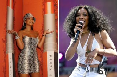 Rihanna and SZA