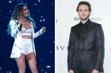 LAS VEGAS, NV - MAY 20: Maren Morris perform at the 2018 Billboard Music Awards at MGM Grand Garden Arena on May 20, 2018 in Las Vegas, Nevada. / 04 March 2018 - West Hollywood, California - Zedd. 26th Annual Elton John Academy Awards Viewing Party.