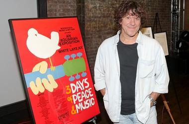 Woodstock Music Festival co-producer Micael Lang