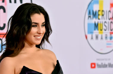 Lauren Jauregui attends the 2018 American Music Awards at Microsoft Theater on October 9, 2018 in Los Angeles, California.
