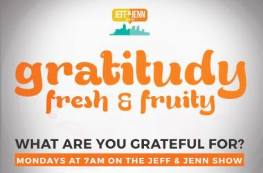 Gratitudy Fresh & Fruity
