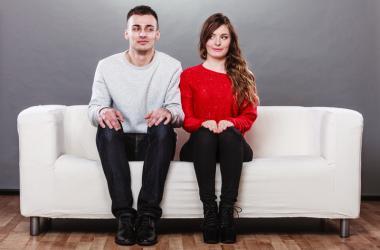 Awkward Couple
