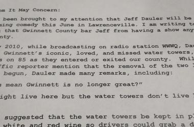 Lawrenceville Letter
