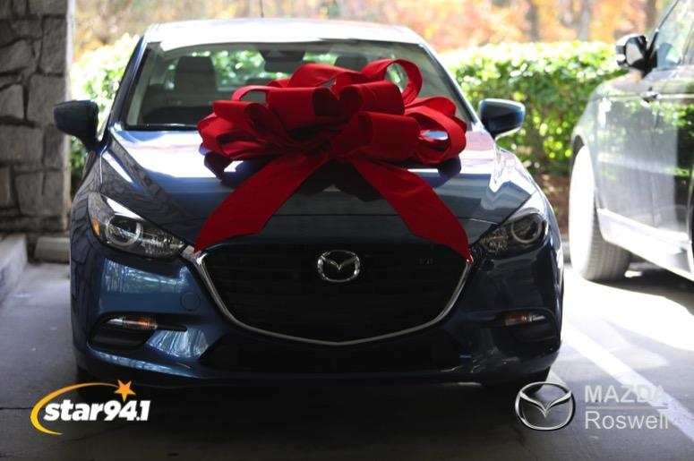 Mazda of Roswell Car Giveaway