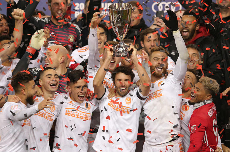Atlanta United wins the Eastern Conference
