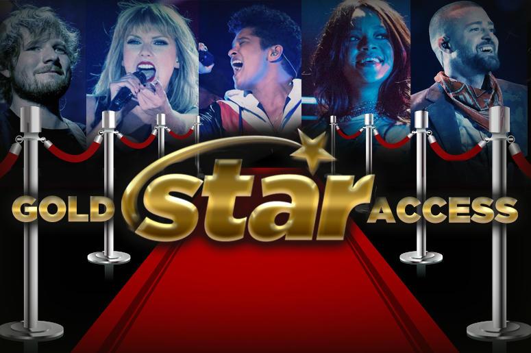 Star 94.1 Gold Star Access