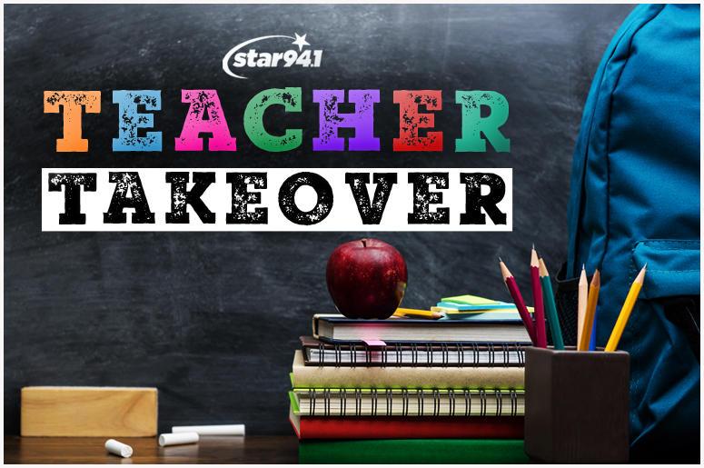 Teacher Takeover