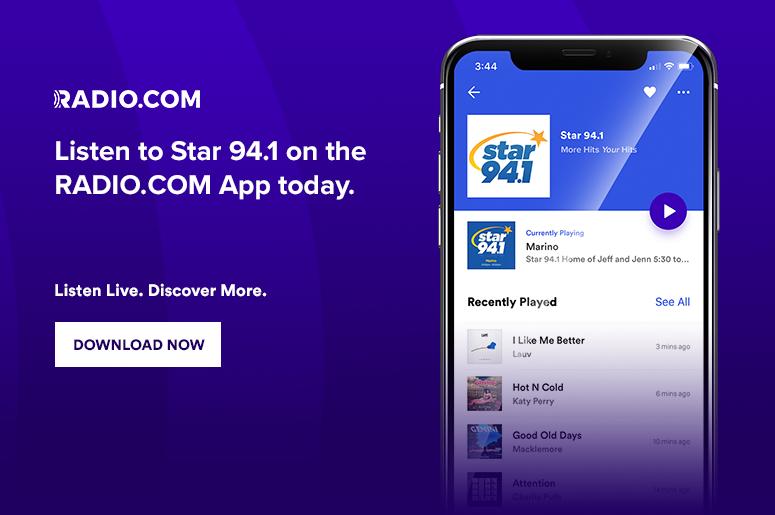 Star 94.1 app RADIO.COM