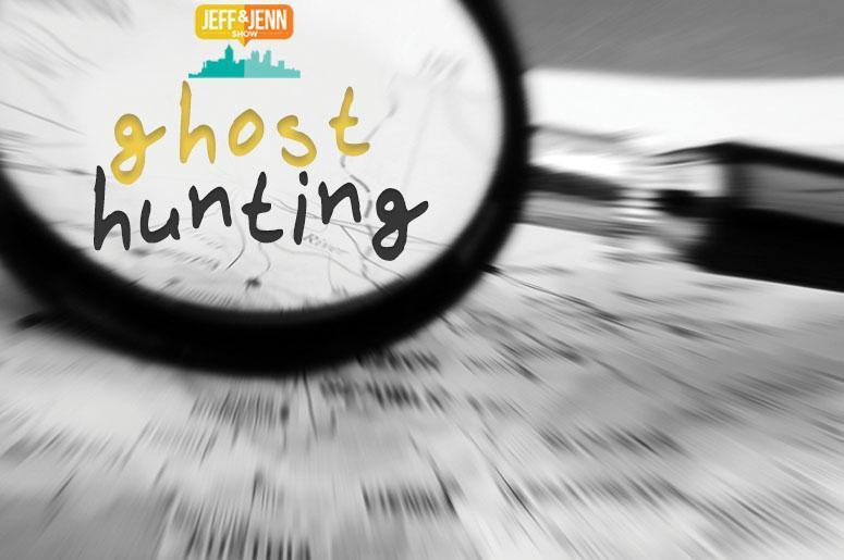 Ghost Hunting Aaron hunting Tiffany
