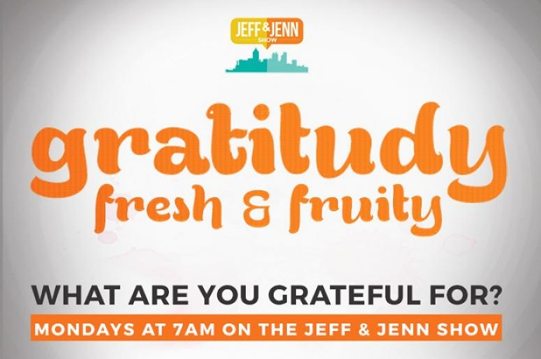 Gratitudy Fresh & Fruity