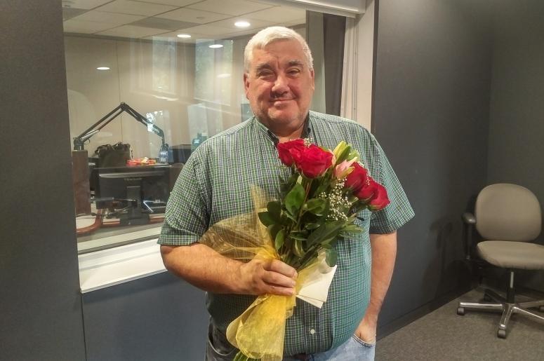 Scott Bachelorette Roses