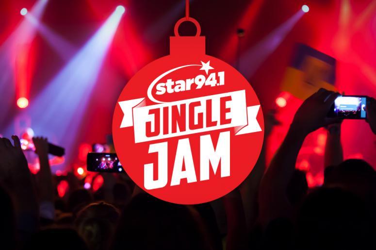 Behind The Scenes at Jingle Jam