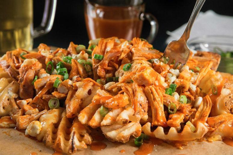 RECIPE: Tasty Buffalo Chicken Fries | Star 94 1