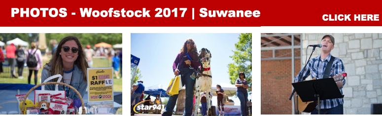 Woofstock Suwanee 2017 Photos