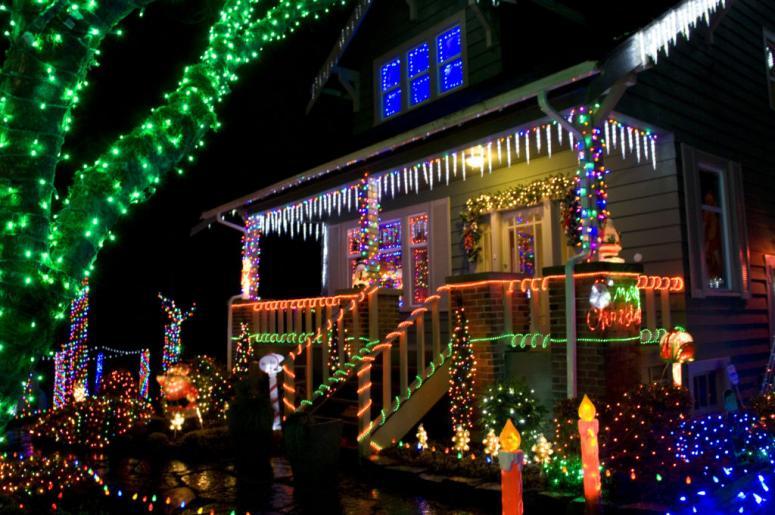 San Diego Christmas Lights.See Christmas Lights Here In San Diego Sunny 98 1 Fm