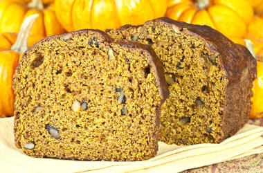 Food, Pumpkin Bread, Recipes