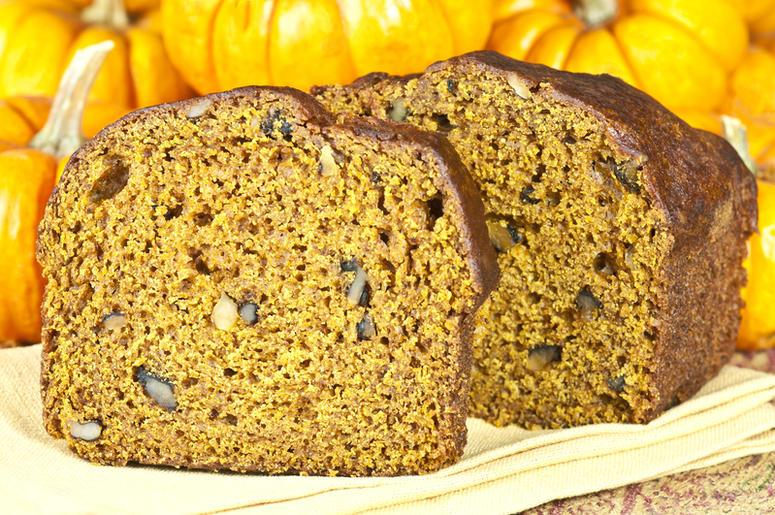 Food, Pumpkin Bread, Recipes