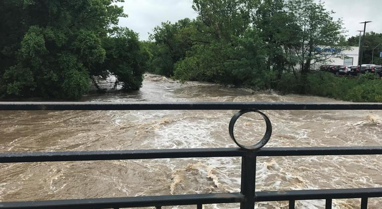 Indian Creek not included in Kansas City flood control