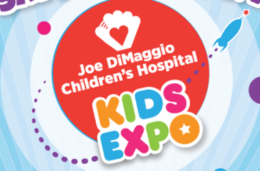 Joe DiMaggio Children's Hospital Kids Expo