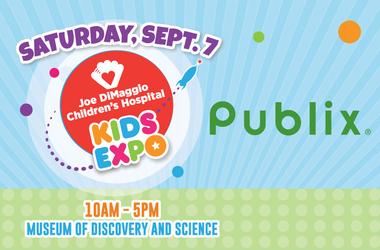 Kids Expo Publix