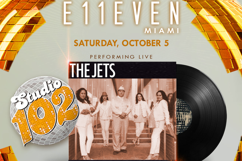Studio 102: Miami Featuring The Jets