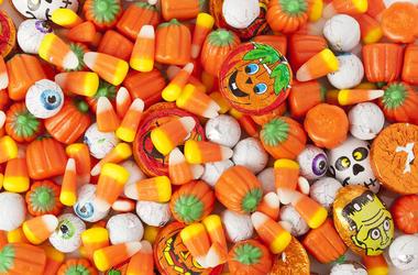 Halloween Candy 2018