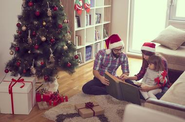 Christmas Story Time