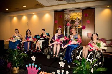 Ms Wheelchair Contestants
