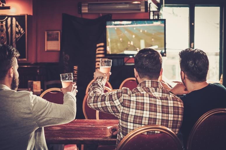 Football Drinking Game