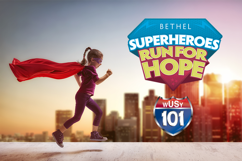 Bethel Superhero Race