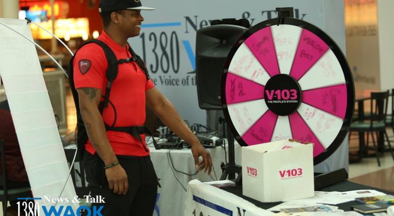 1380 WAOK's Network Mixer at Northlake Mall