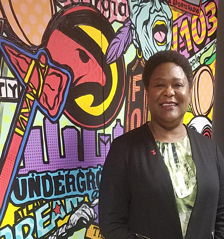 After 20 years as a member of Atlanta City Council, and 4 as a Council staff member before that, Felicia Moore has been President of Atlanta City Council for a year