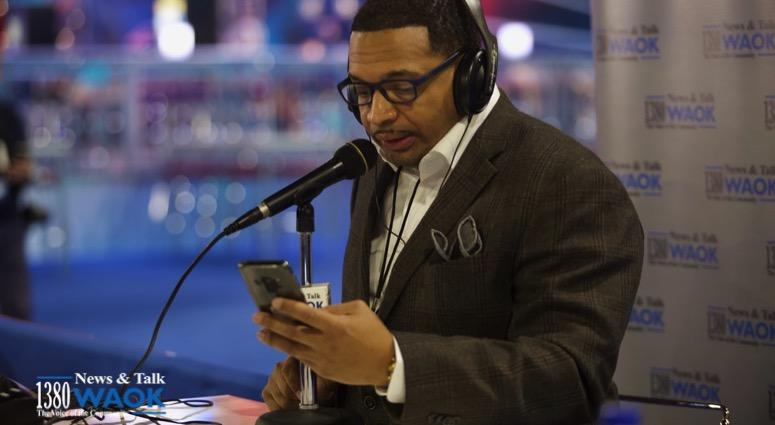 Rashad Richey live at Super Bowl LIII
