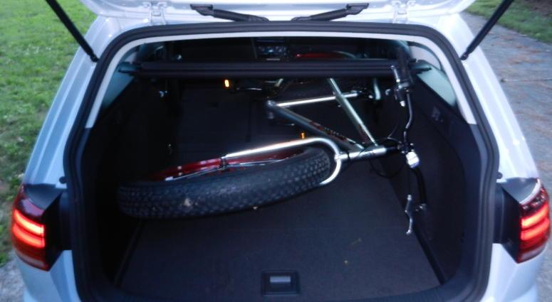 2018 VW Golf SportWagen TSI S