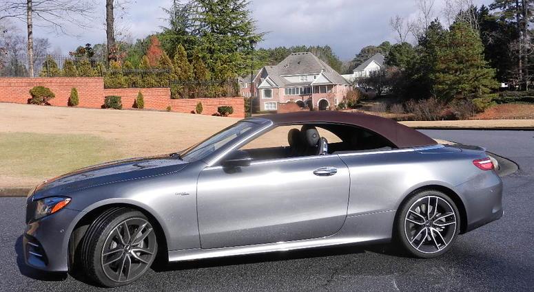Mercedes AMG e53 Cabriolet