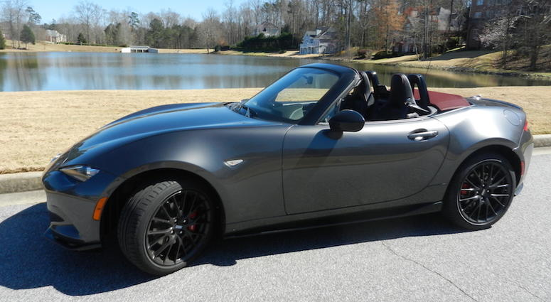 2018 Mazda Miata MX-5 Club
