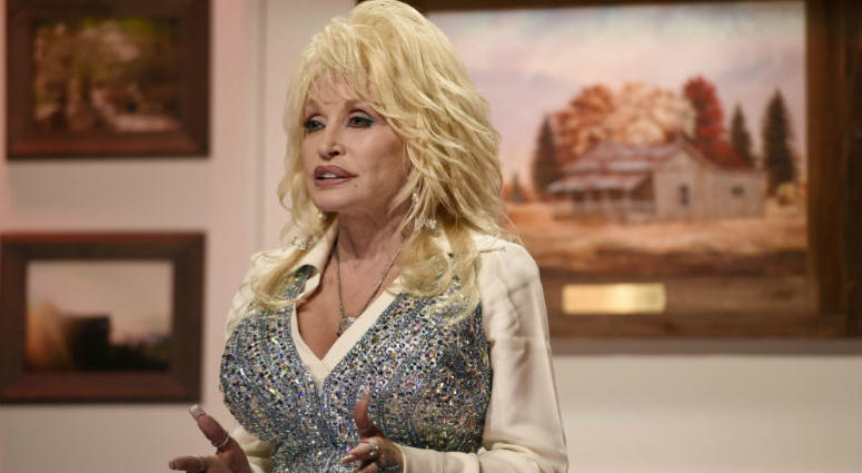 Casting Call: Would like a role in Dolly Parton's upcoming Netflix