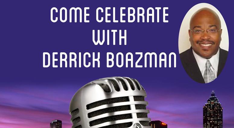 Cigaros Derrick Boazman Birthday