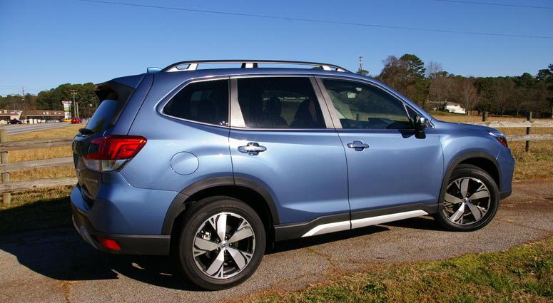 Subaru Forester Touring