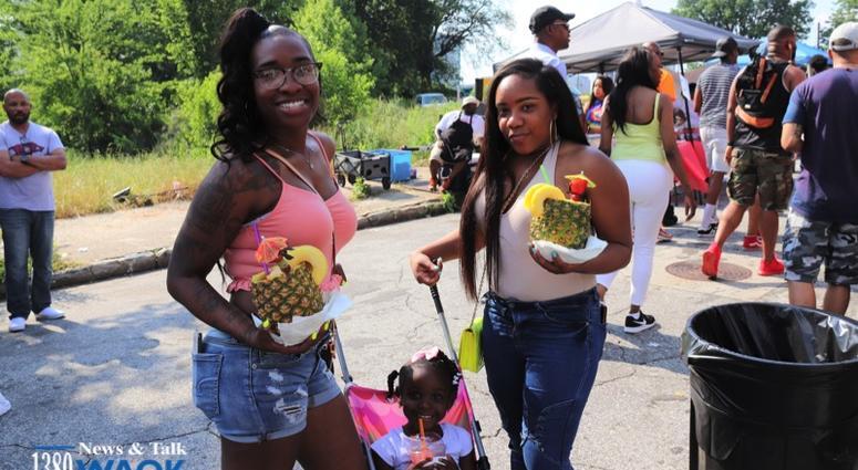 Sweet Auburn Springfest 2018