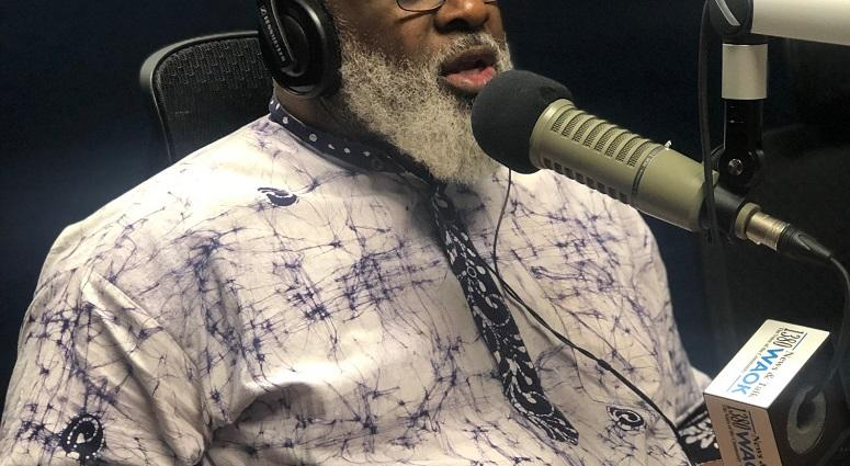 Akinyele Umoja of the Grassroots Movement