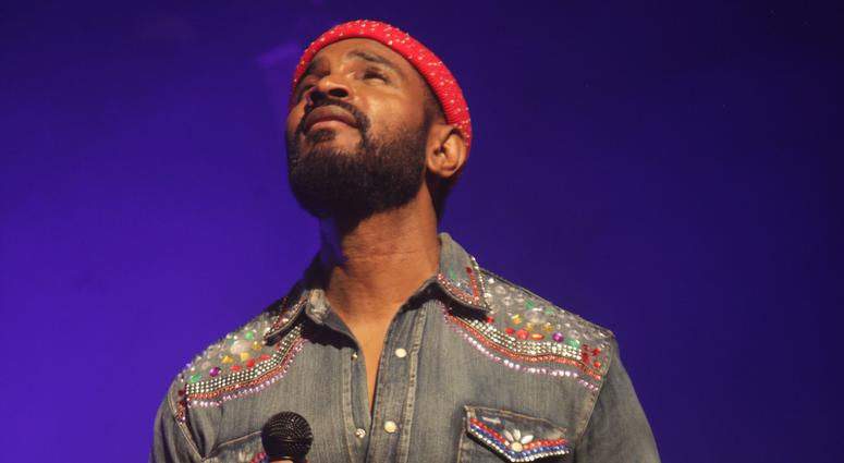 Pride And Joy: The Marvin Gaye Musical runs through Sunday at the Fox Theatre in Atlanta